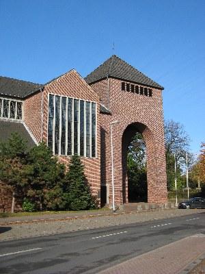 Die Kirche Heilig Kreuz