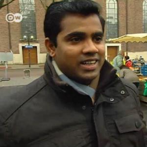 Kaplan Benjamine - Bericht bei TV-Sender  Deutsche Welle