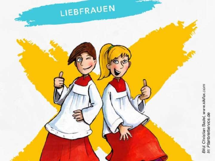 Messdienergemeinschaft Pfarrei Liebfrauen
