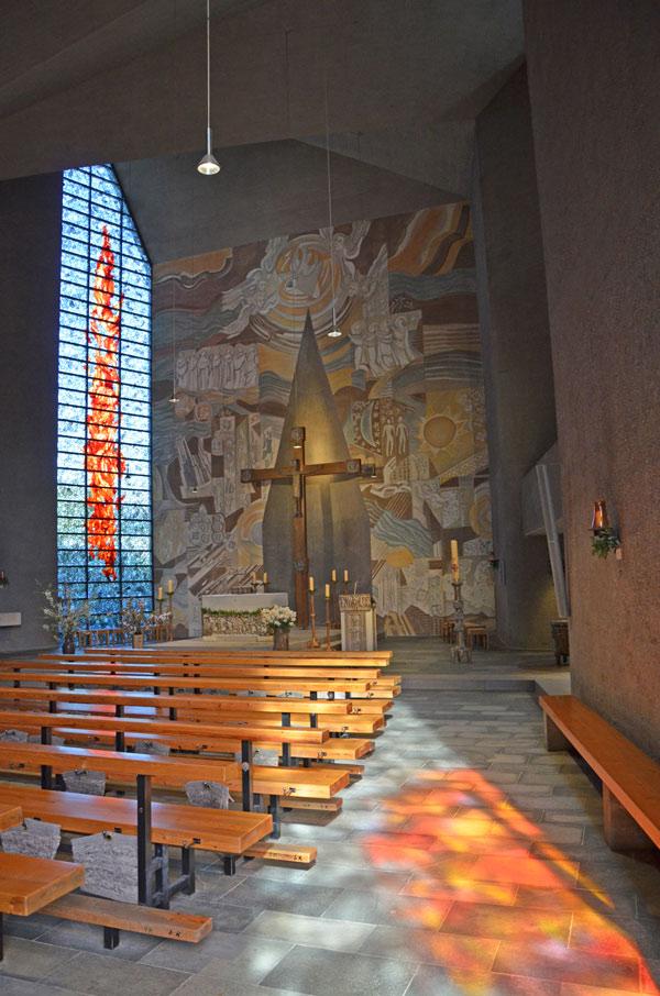 St. Paul Kirche  -  Ort der Gottes- und Menschenbegegnung