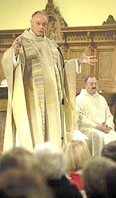 100 Jahre Liebfrauen Bocholt  -  Predigt von Bischof Lettmann