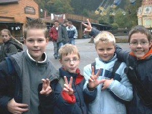 Herbstlager 2002 in Altenfeld