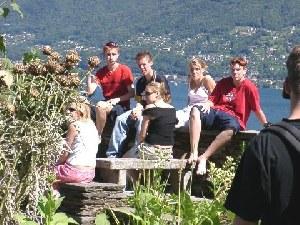 Ferienfreizeit Ascona / Schweiz
