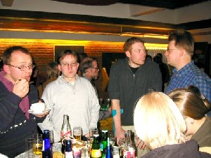 Neujahrsempfang 2002
