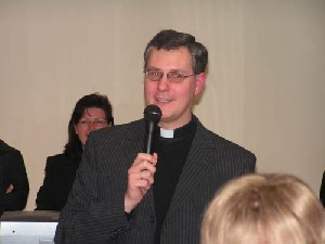 Verabschiedung von Robert Schmäing als Kaplan