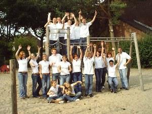 Vortreffen des Ferienlagers Ameland 2005