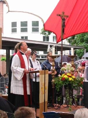 Ökumenischen Gemeindefest