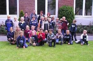 Der Gemeinschaft mit Jesus auf der Spur - Kinderbibelwoche vom 09.bis 12. Mai