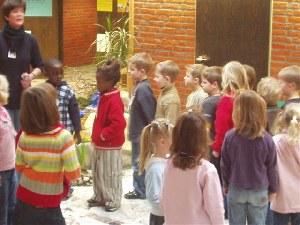 Rut ist gut - Kinderbibelwoche in der KiTa St. Martin