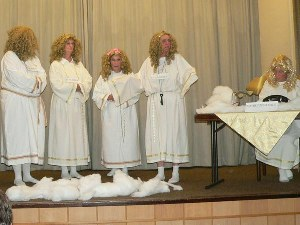 Theaternachmittag der kfd Liebfrauen