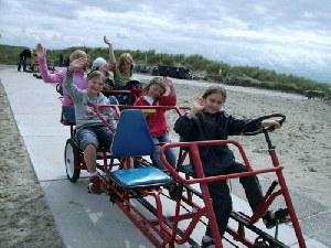 Ferienlager Liebfrauen auf Ameland 2006