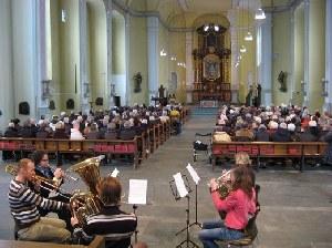 Moment mal ... ein besinnliches Viertelstündchen und Projekt Liebfrauenkirche