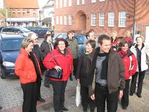 Besuch bei Michael Rupieper in Löningen