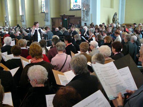 Lohscheller Bocholt fusionstag in der neuen pfarrei liebfrauen feierliche messe in der liebfrauenkirche pfarrei
