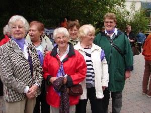 Ausflug der Frauen zum Allwetterzoo Münster
