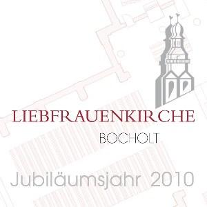 """BBV-Artikel """"Liebfrauenkirche wird 700 Jahre alt˝"""