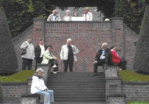 Kirchenchor Liebfrauen unterwegs in Duisburg