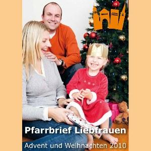 Pfarrbrief Advent und Weihnachten 2010