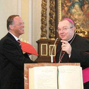 Pontifikalamt zum 700. Stiftungstag der Liebfrauenkirche