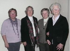kfd-Liebfrauen-Jubilarehrung
