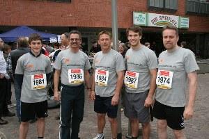 Liebfrauen läuft ... City-Lauf 2011
