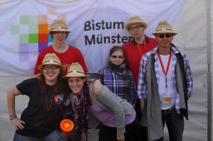 Gemeinsame-Messdienerleiterrunde-beim-Papst-in-Freiburg