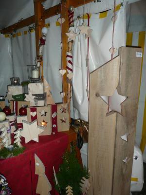 kfd´s der Pfarrei Liebfrauen auf dem Weihnachtsmarkt