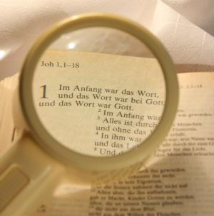 Gemeinsam die Heilige Schrift lesen