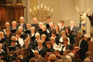 Schubert-Projekt mit dem Kirchenchor Liebfrauen - GastsängerInnen willkommen!