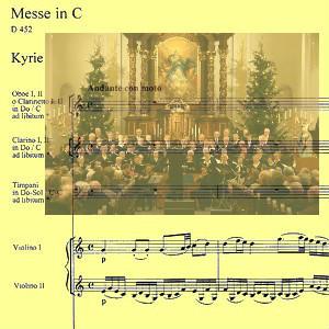 Kirchenmusik zum Weihnachtsfest 2012 in der Liebfrauenkirche