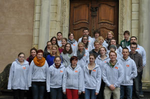 Leiterwochenende 2013 auf der Jugendburg in Gemen