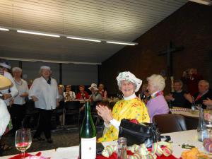 """Herz-Jesu  """" Helau """"  Karneval beim Kirchenchor"""