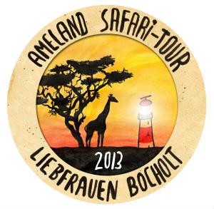 Ameland Safari-Tour 2013