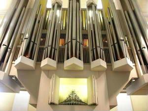 Orgelkonzert - von BACH bis HEUTE