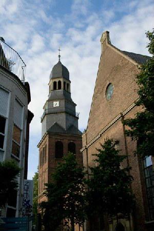 Feierlichkeiten zum 100jährigen Jubiläum der Erweiterung der Liebfrauenkirche