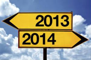 Ende des Jahres - Segen zum neuen Jahr
