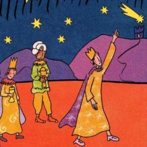 Kinderchor HERZ-JESU studiert neues Krippenspiel ein