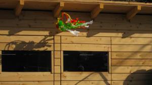 Kindergartenkinder-feiern-Richtfest-
