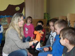 """""""WIR""""- Kurs für die Entlasskinder der Hl. Kreuz Kita"""