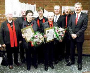 Cäcilienfest des Kirchenchores Herz-Jesu am 14.11.2015