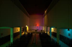Kirchenübernachtung in Heilig Kreuz!