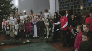 Das Geschenk des Himmels - Kinderchor Herz-Jesu singt und spielt in Herz-Jesu
