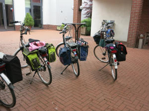 Fahrradtour nach Gescher