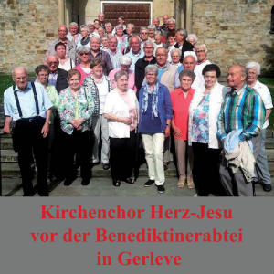 Fahrt des Kirchenchores Herz-Jesu nach Gerleve