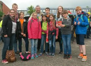 Messdiener pilgern nach Paderborn