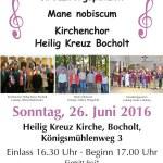 Heilig Kreuz singt - Liebfrauen Bocholt