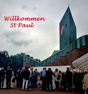 St. Paul und Liebfrauen - Willkommensfest