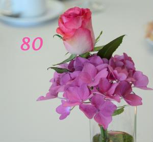 Geburtstagsfeier der Senioren