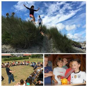 Rückkehr aus der Ferienfreizeit Buren/Ameland