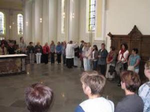 Gottesdienst mit Segnung der Lehrer und Erzieherinnen